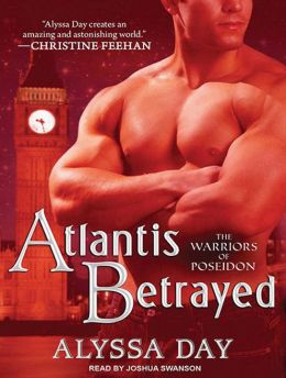 Atlantis Betrayed (Warriors of Poseidon Series #6)