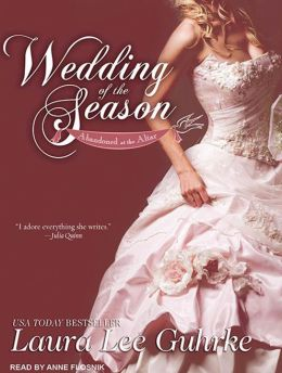 Wedding of the Season (Abandoned at the Altar Series #1)