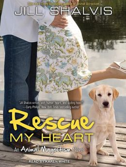 Rescue My Heart (Animal Magnetism Series #3)