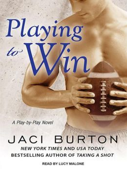 Playing to Win (Play-by-Play Series #4)