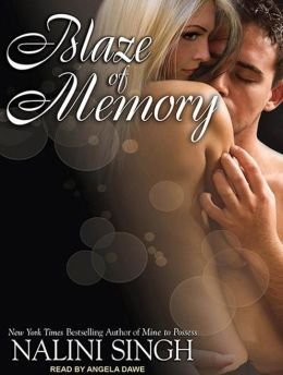 Blaze of Memory (Psy-Changeling Series #7)