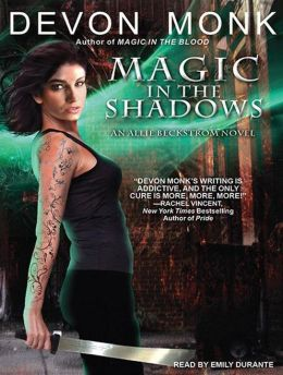 Magic in the Shadows (Allie Beckstrom Series #3)