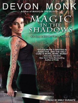 Magic in the Shadows (Allie Beckstrom Series #3)