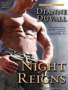 Night Reigns (Immortal Guardians Series #2)