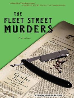 The Fleet Street Murders (Charles Lenox Series #3)