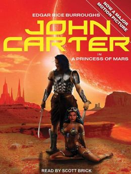 A John Carter in A Princess of Mars
