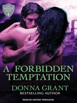 A Forbidden Temptation (Shields Series #4)