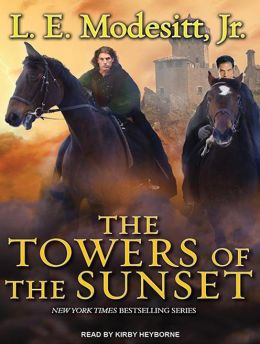 The Towers of the Sunset (Recluce Series #2)