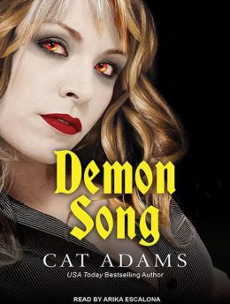 Demon Song (Blood Singer Series #3)