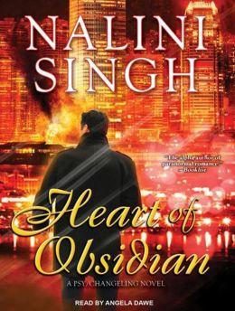 Heart of Obsidian (Psy-Changeling Series #12)
