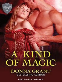 A Kind of Magic (Shields Series #2)