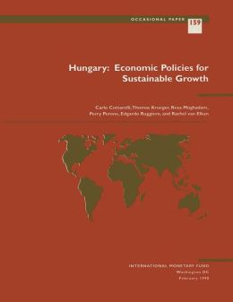 Hungary: Economic Policies for Sustainable Growth