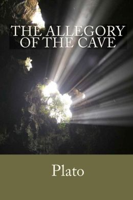 a literary analysis of myth of the cave by plato The 'allegory of the cave' is a theory put forward by plato, concerning human perception plato claimed that knowledge gained through the senses is no.