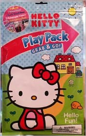 Hello Kitty XL Play Pack: Hello Kitty XL Play Pack