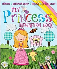My Princess Imagination Book