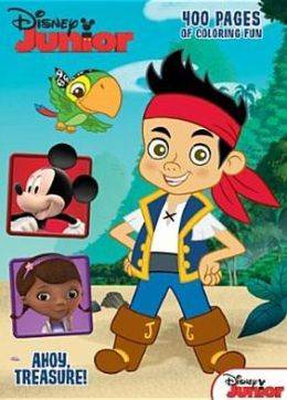 Disney Junior: Ahoy Treasure!