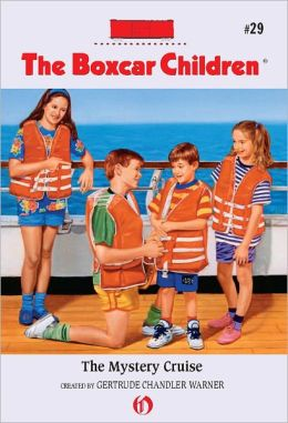 The Mystery Cruise (The Boxcar Children Series #29)