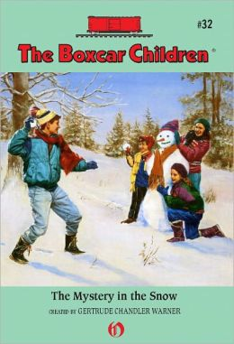 The Mystery in the Snow (The Boxcar Children Series #32)