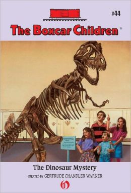 The Dinosaur Mystery (The Boxcar Children Series #44)