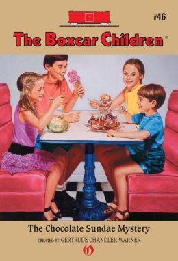 The Chocolate Sundae Mystery: The Boxcar Children Mysteries #46