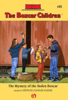 The Mystery of the Stolen Boxcar: The Boxcar Children Mysteries #49