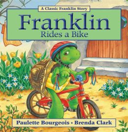 Franklin Rides a Bike: A Classic Franklin Story