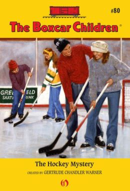 The Hockey Mystery: The Boxcar Children Mysteries