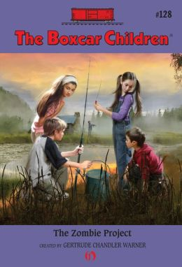 The Zombie Project: The Boxcar Children Mysteries