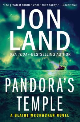 Pandora's Temple (Blaine McCracken Series #10)
