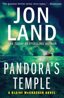 Pandora's Temple (Blaine McCracken Series #10)