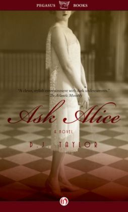 Ask Alice: A Novel