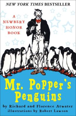 Mr. Popper's Penguins (Enhanced Edition)