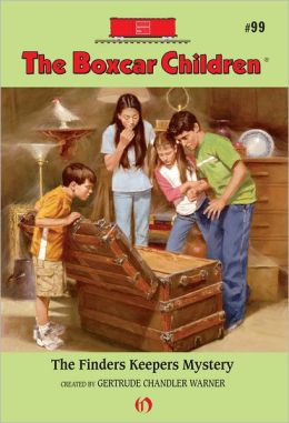 The Finders Keepers Mystery: The Boxcar Children Mysteries #99