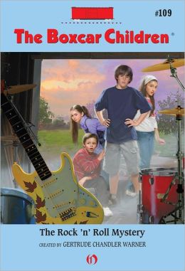 The Rock 'n' Roll Mystery: The Boxcar Children Mysteries