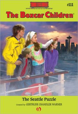 The Seattle Puzzle: The Boxcar Children Mysteries #111