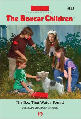 The Box That Watch Found: The Boxcar Children Mysteries #113