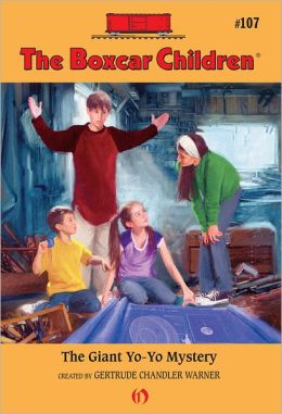 The Giant Yo-Yo Mystery: The Boxcar Children Mysteries
