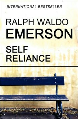 essays first series self-reliance