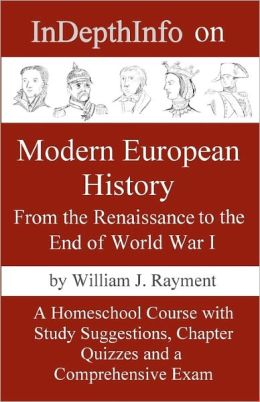 Indepthinfo On Modern European History
