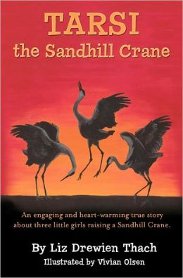 Tarsi, the Sandhill Crane