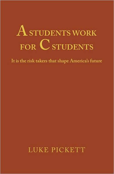 A Students Work for C Students