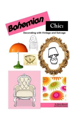 Bohemian Chic: Decorating with Vintage and Salvage