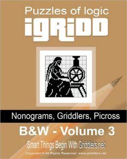 IGridd: Nonograms, Griddlers, Picross