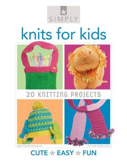 Simply Knits for Kids (PagePerfect NOOK Book)