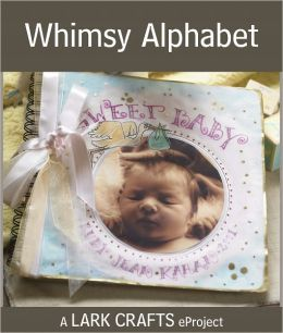 Whimsy Alphabet eProject from Hand Lettering (PagePerfect NOOK Book)
