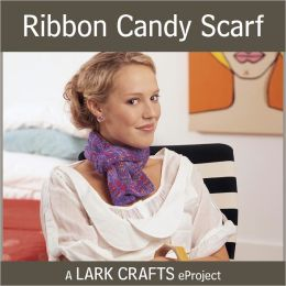 Ribbon Candy Scarf eProject from Iris Schreier's Reversible Knits (PagePerfect NOOK Book)
