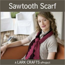 Sawtooth Scarf eProject