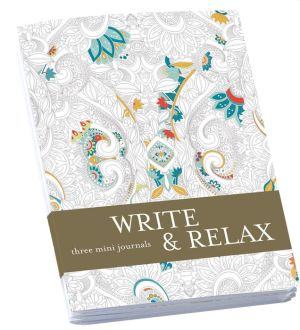 Write & Relax: Three Mini Journals