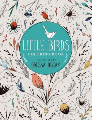 Little Birds: Coloring Book