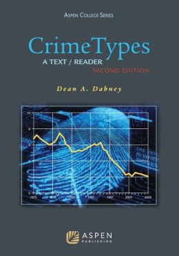Crime Types: A Text Reader